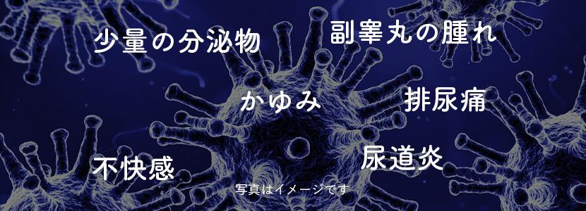 クラミジア感染症メイン画像